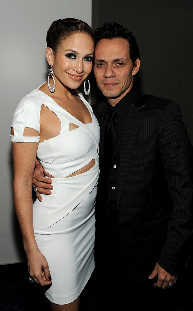 Jennifer Lopez, Marc Anthony, 2009 American Music Awards