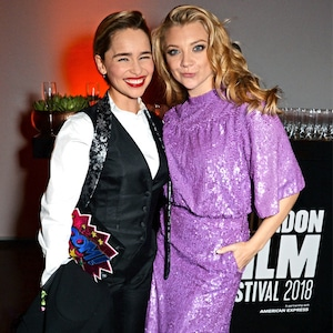Emilia Clarke, Natalie Dormer