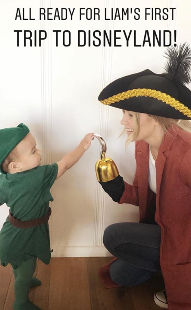 Lauren Conrad, Son, Liam, Disneyland