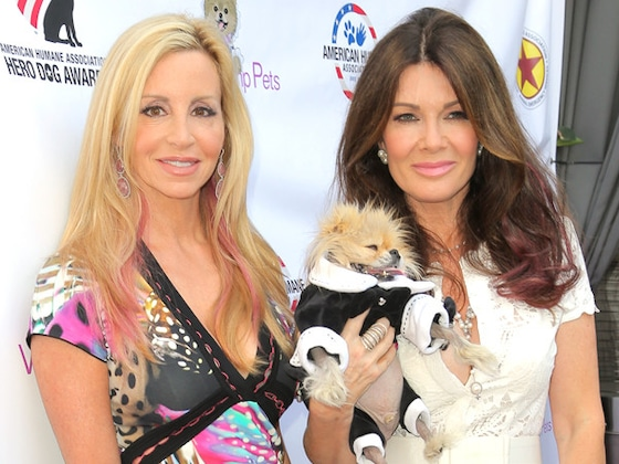 Lisa Vanderpump Addresses Fans After Missing Camille Grammer's Wedding
