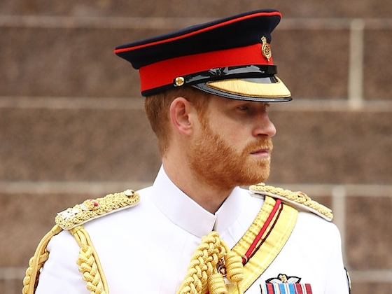 Prince Harry Looks Eerily Similar to His Grandfather Prince Philip in Old Photo