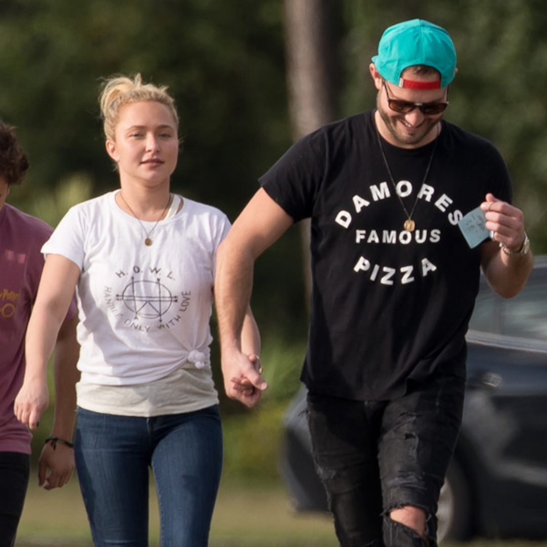 Hayden Panettiere's Ex Brian Hickerson Pleads Not Guilty in Domestic Violence Case