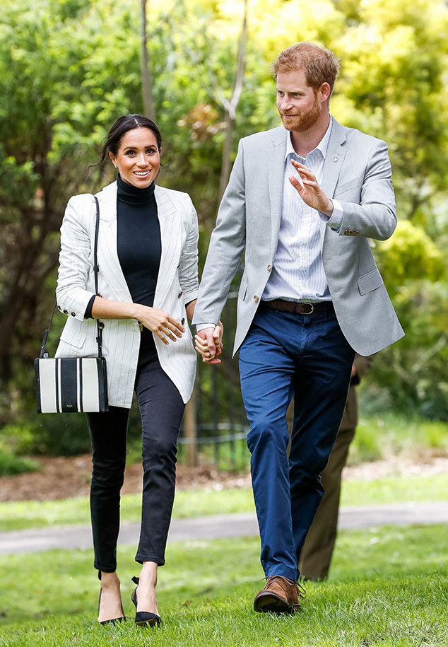 Meghan Markle, Pregnant, Prince Harry, Royal Tour, Australia, Reception, Prime Minister