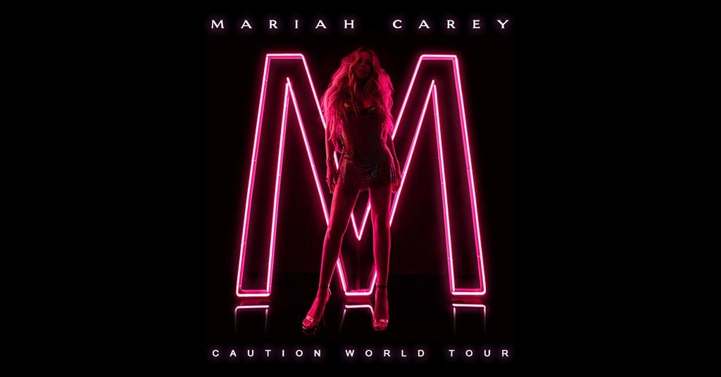 Mariah Carey, Caution World Tour