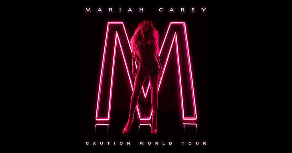 Mariah Carey, Caution World Tour