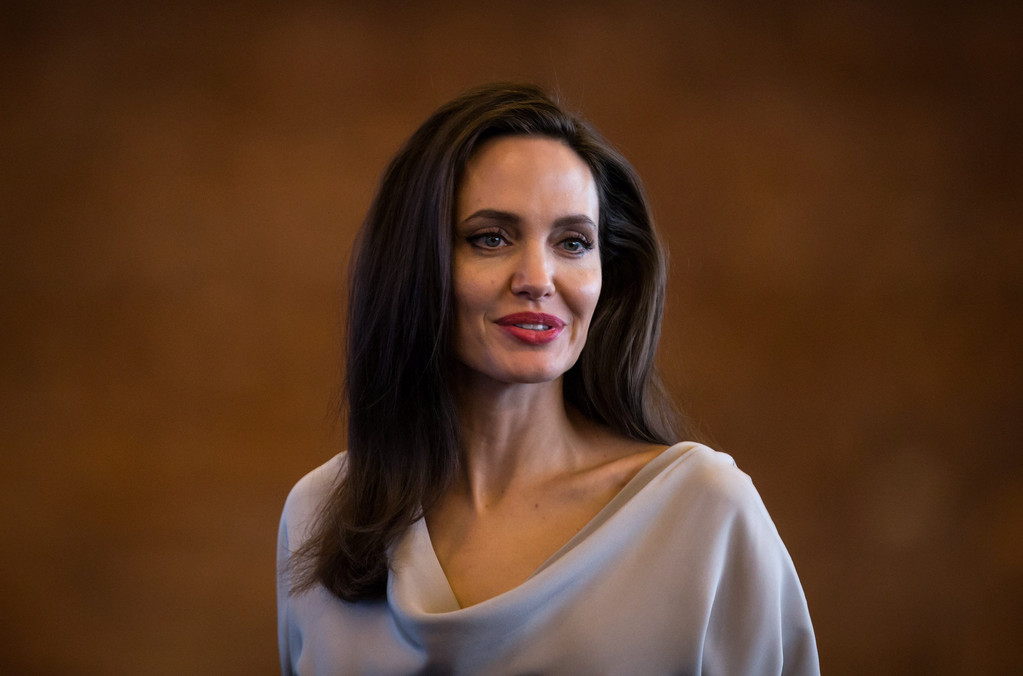 Angelima Jolie
