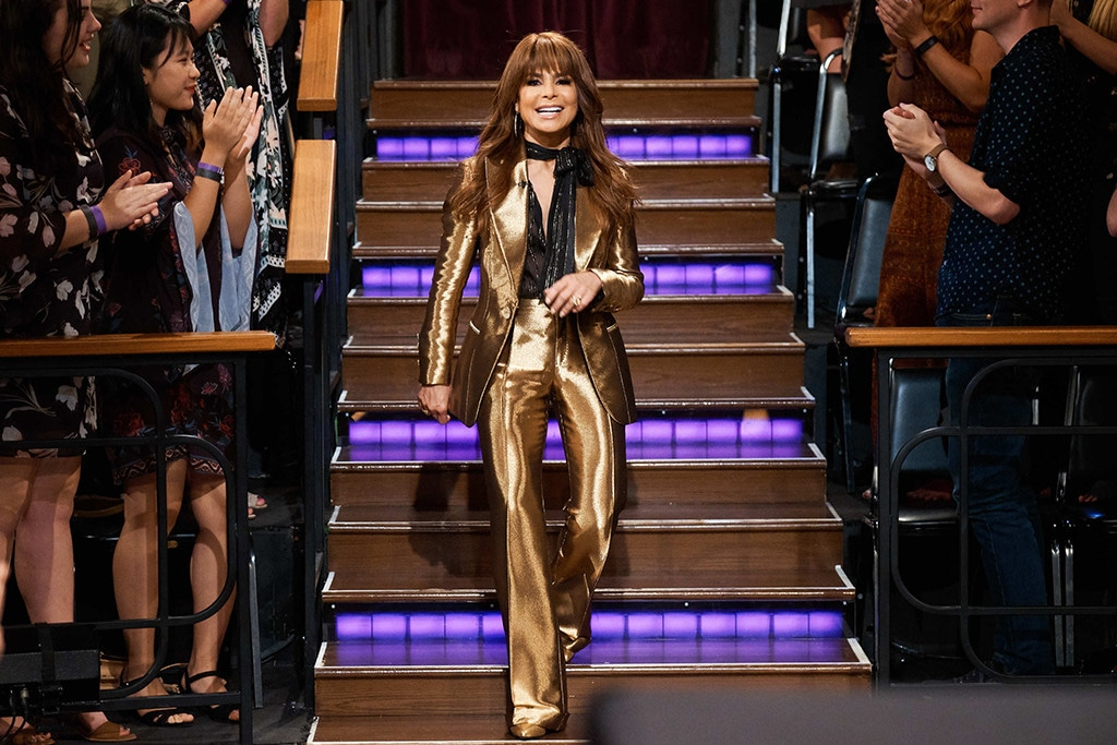 Paula Abdul, The Late Late Show With James Corden