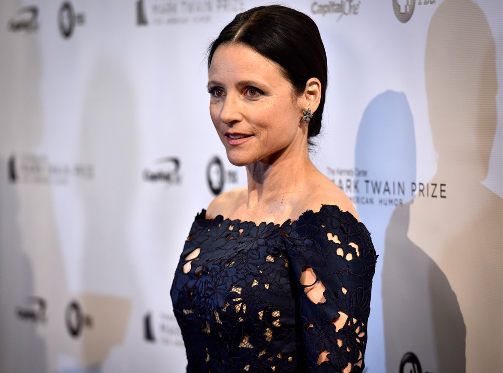 Julia Louis Dreyfus, Mark Twain prize for American Humor