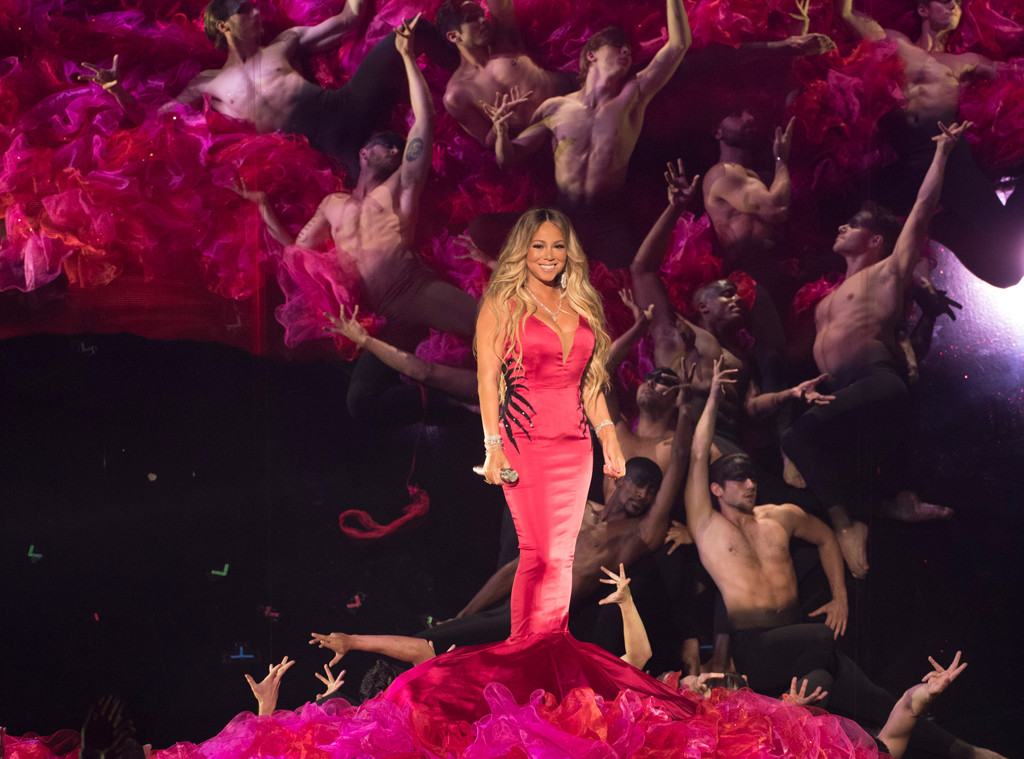 Mariah Carey, 2018 American Music Awards