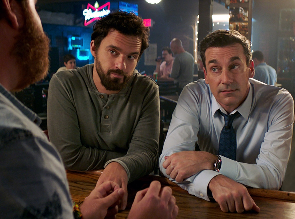 Tag, Jake Johnson, Jon Hamm