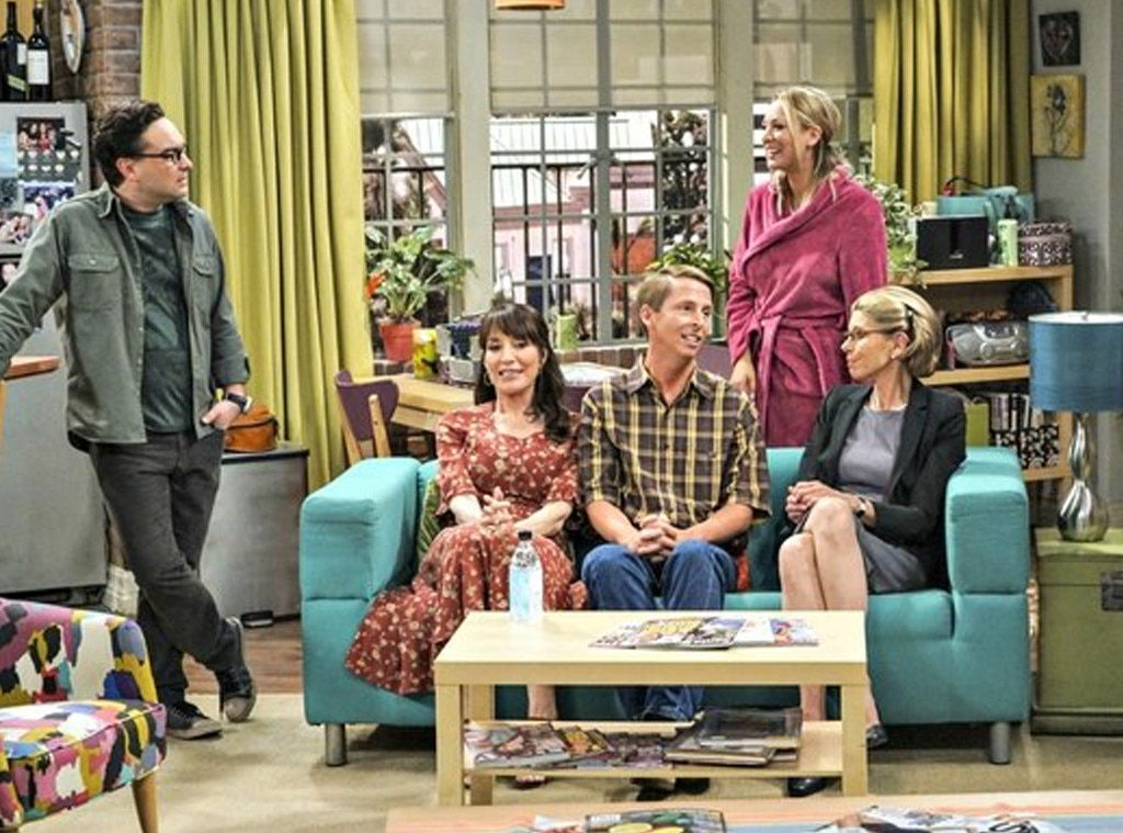 Big Bang Theory Guest Stars