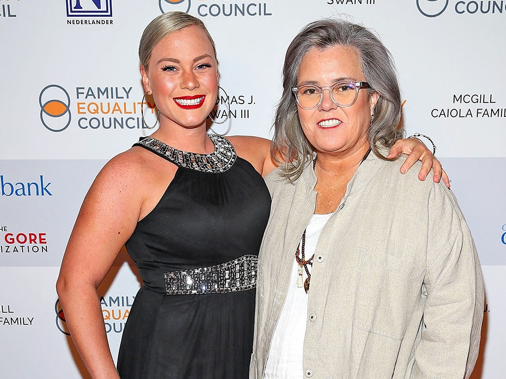Rosie O'Donnell engaged to police officer Elizabeth Rooney