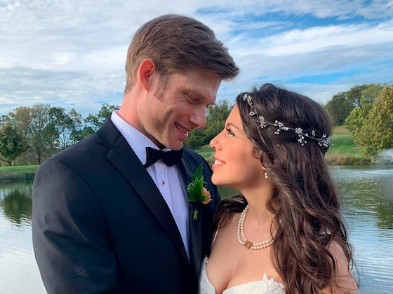 See Photos From <i>The O.C.</i> Star Chris Carmack's Wedding to Erin Slaver