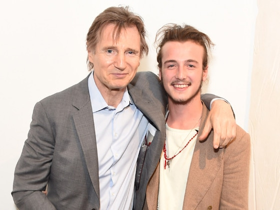 Liam Neeson's Son Changes His Name to Honor Late Mother Natasha Richardson