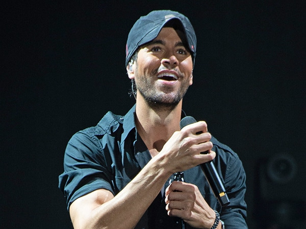 "Enrique Iglesias Opens Up About Marriage, Sex and Why He Wants to Be a ""Cool, Easygoing Dad"""