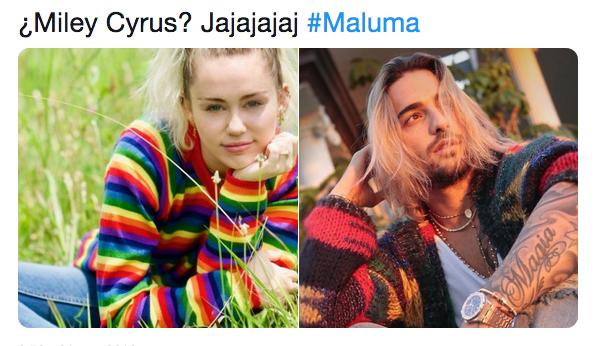Maluma, memes