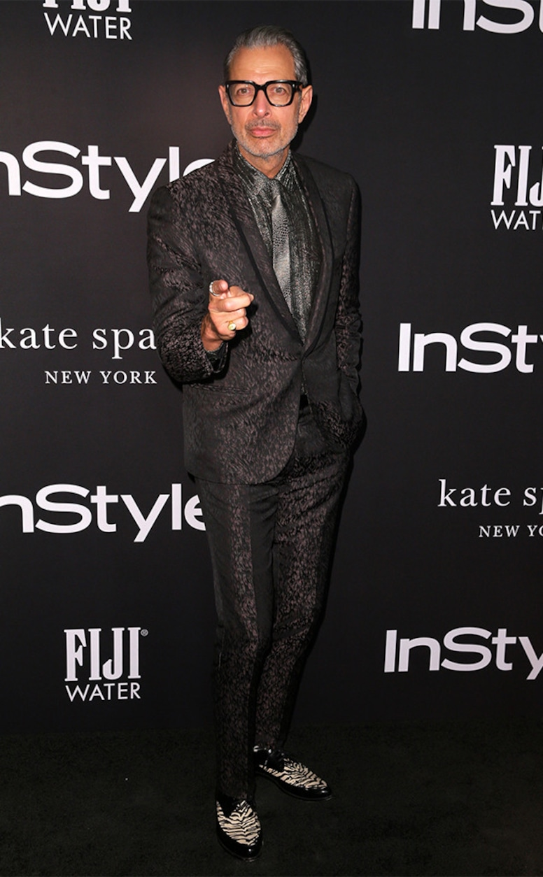 Jeff Goldblum, 2018 InStyle Awards