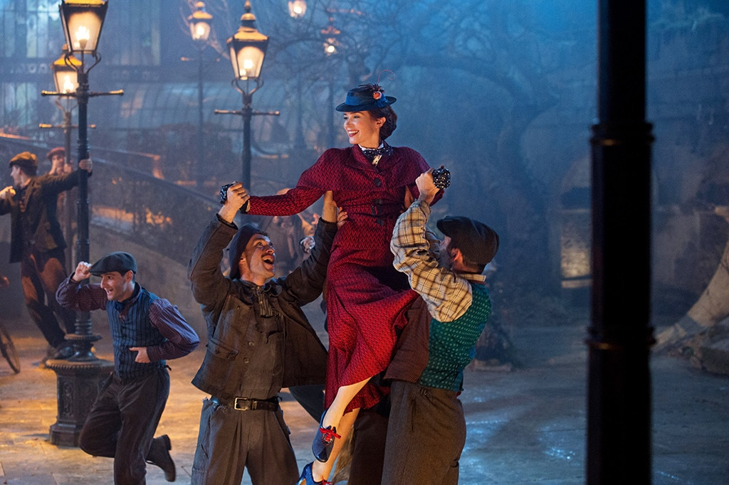 'Mary Poppins Returns': New Trailer Shows More of Mary Poppins' Magic