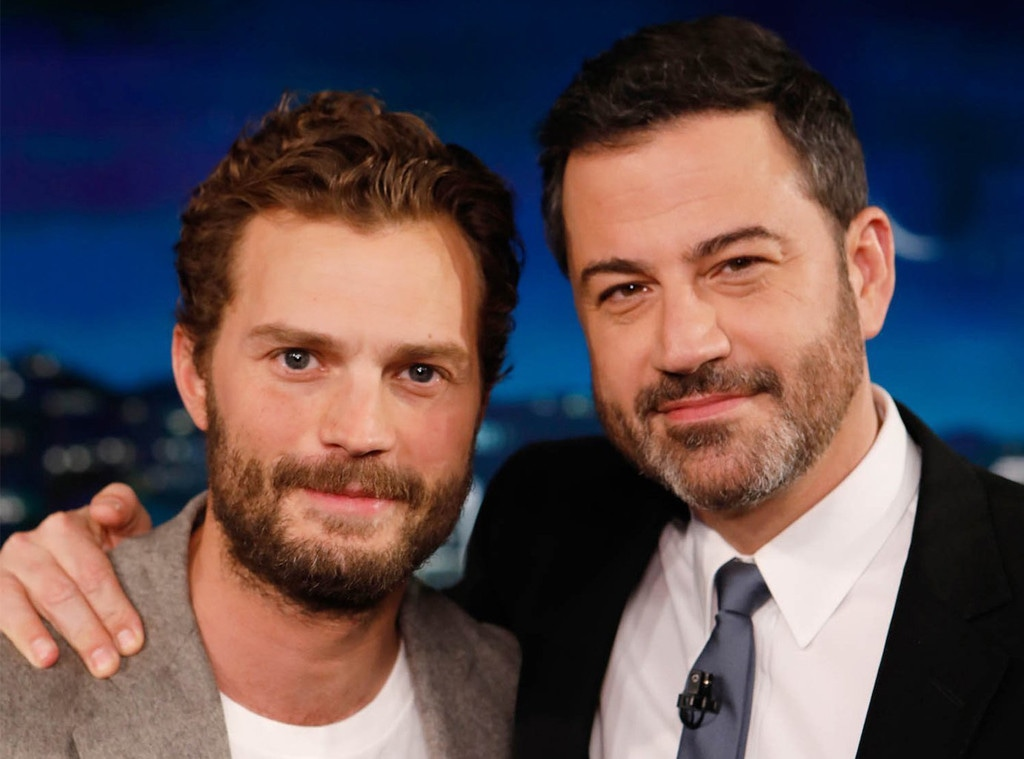 Jamie Dornan, Jimmy Kimmel Live