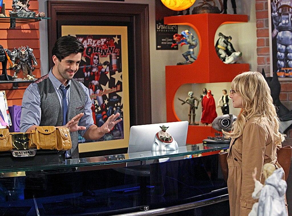 Big Bang Theory Guest Stars