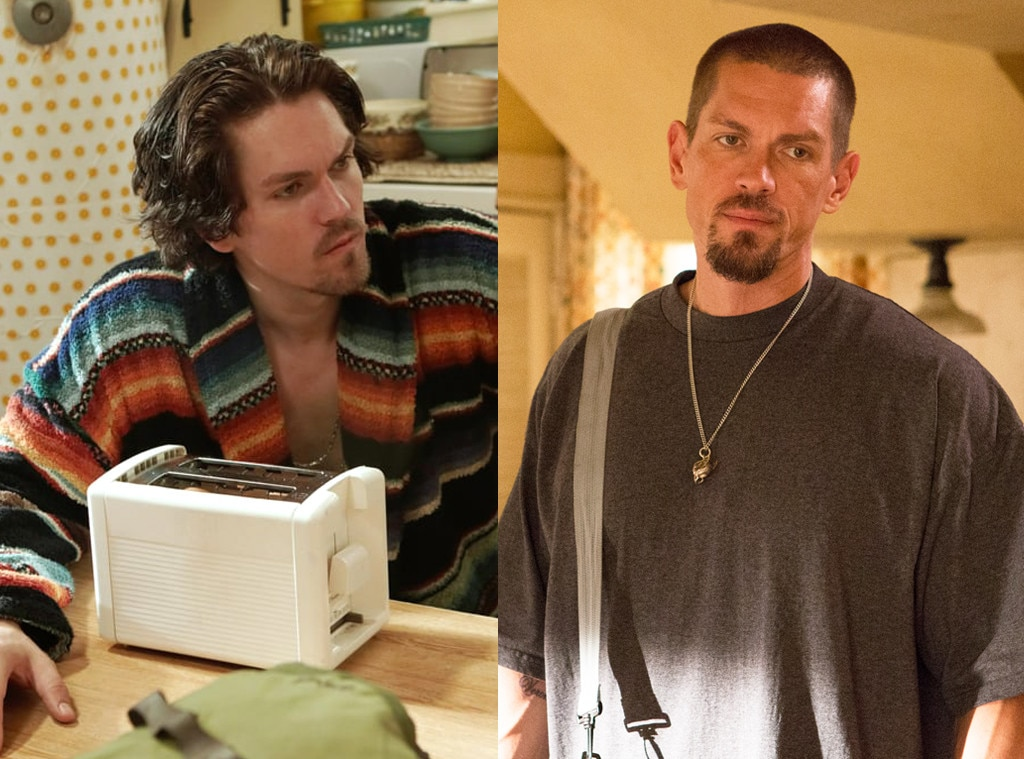 who plays kevin on shameless