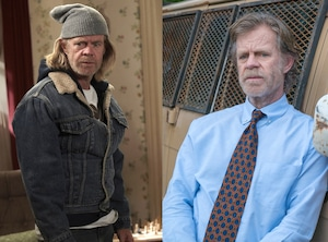 Shameless Cast Evolution, William H. Macy