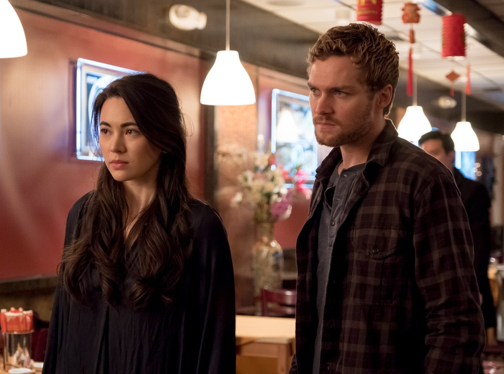 Iron Fist : Canceled -  Netflix canceled the show after two seasons (and a whole lotta mixed reviews).