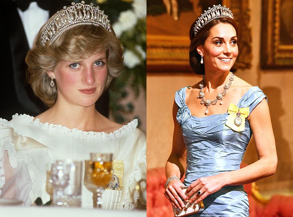 Princess Diana, Kate Middleton