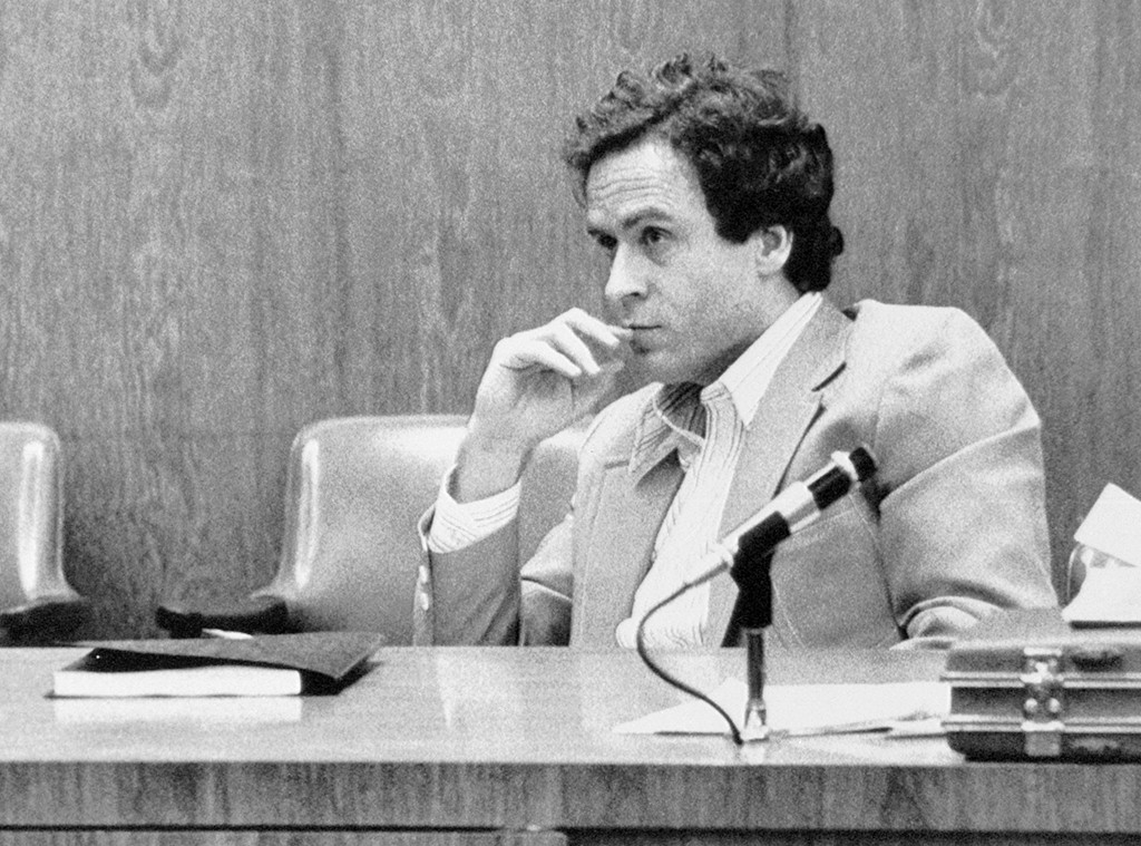 Ted Bundy, Court