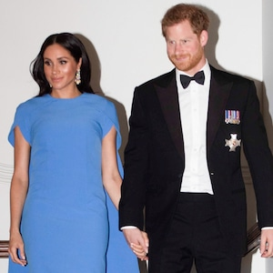Meghan Markle, Prince Harry, Fiji Dinner