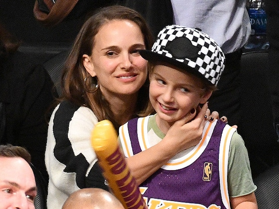 Natalie Portman's Son Aleph Looks So Grown Up Now: See the Pics!