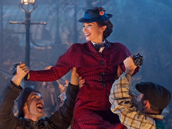 Emily Blunt Debuts a New Song in <i>Mary Poppins Returns</i> Trailer
