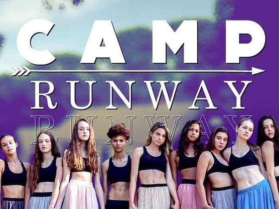 Binge the Entire First Season of E!'s <i>Camp Runway</i> Now!