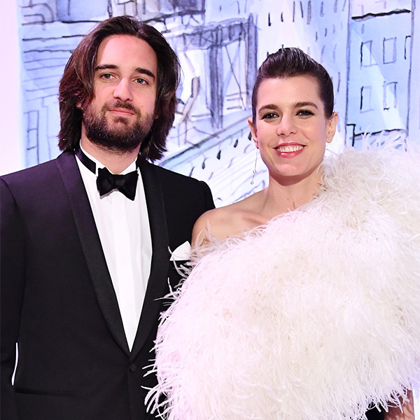 How Charlotte Casiraghi Channeled Grandmother Grace Kelly at Her Wedding