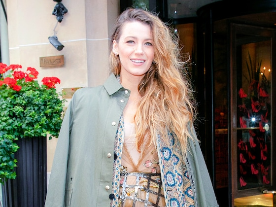 How Blake Lively and More Celebs Are Rethinking the Classic Trench Coat