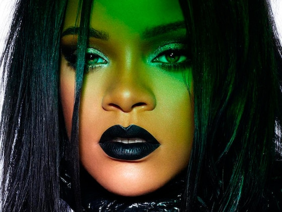 """Rihanna Shares 3 Game-Changing Makeup Tips in Her """"Gothic Chic"""" Tutorial"""
