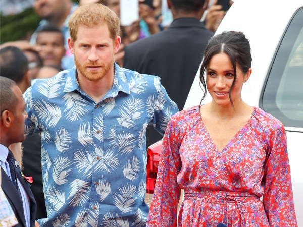 """Meghan Markle's Visit to Market in Fiji Cut Short Due to """"Security Risk"""""""