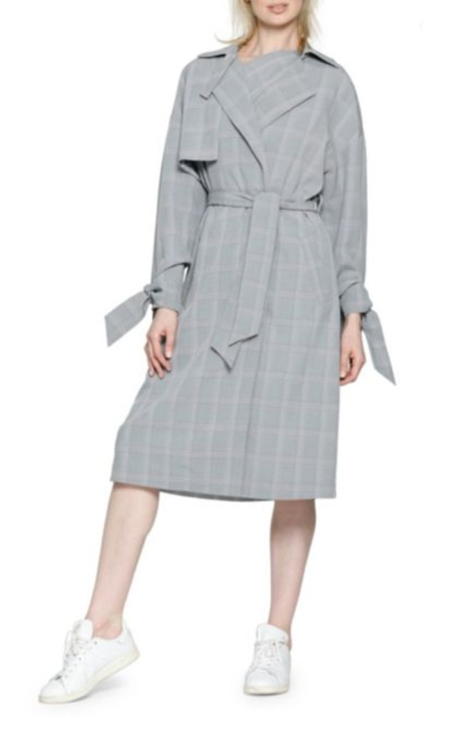 premium selection e19ab e1ce3 W118 by Walter Baker from 6 Celeb Trench Coats You'll Want ...