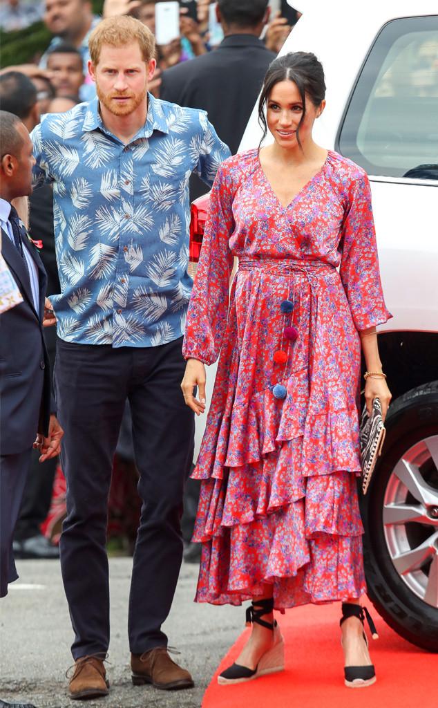 Prince Harry, Meghan Markle, Duchess of Sussex, Fiji