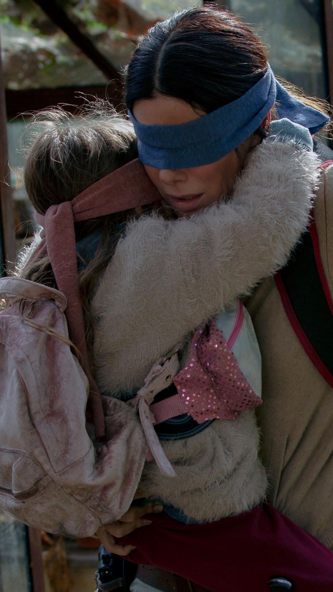 Sandra Bullock, Bird Box, Trailer