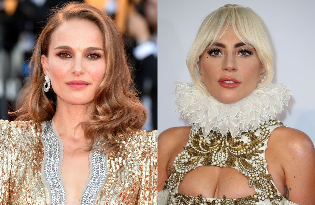 Natalie Portman, Lady Gaga