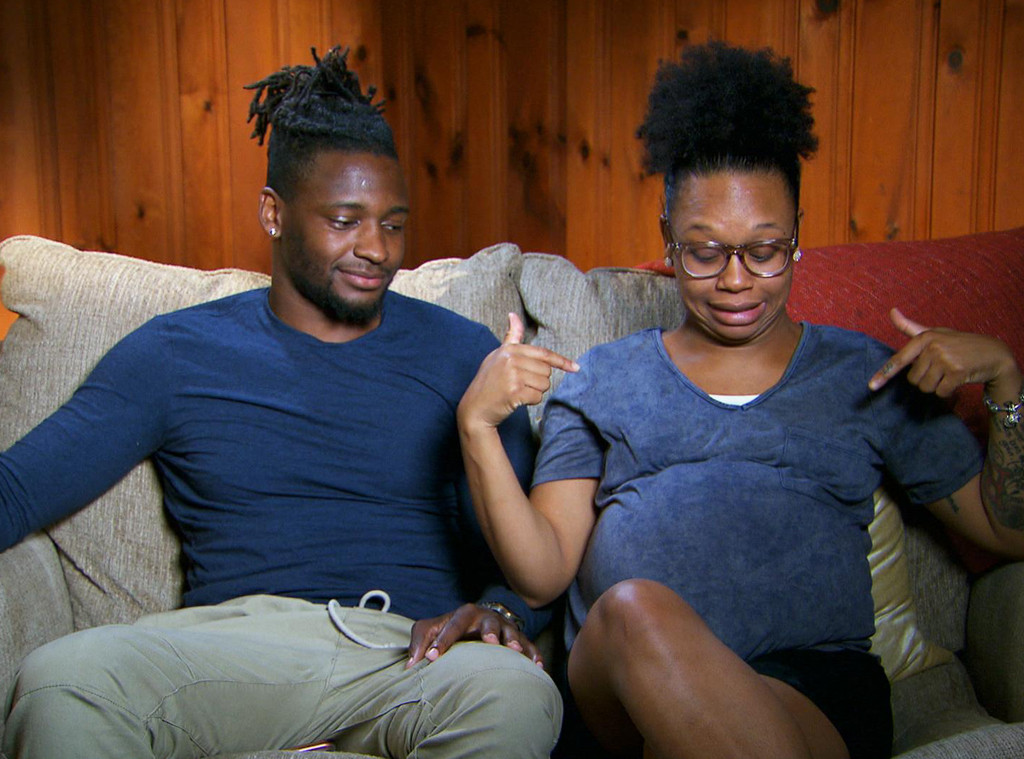 Jephte Pierre, Shawniece Jackson, Married at First Sight