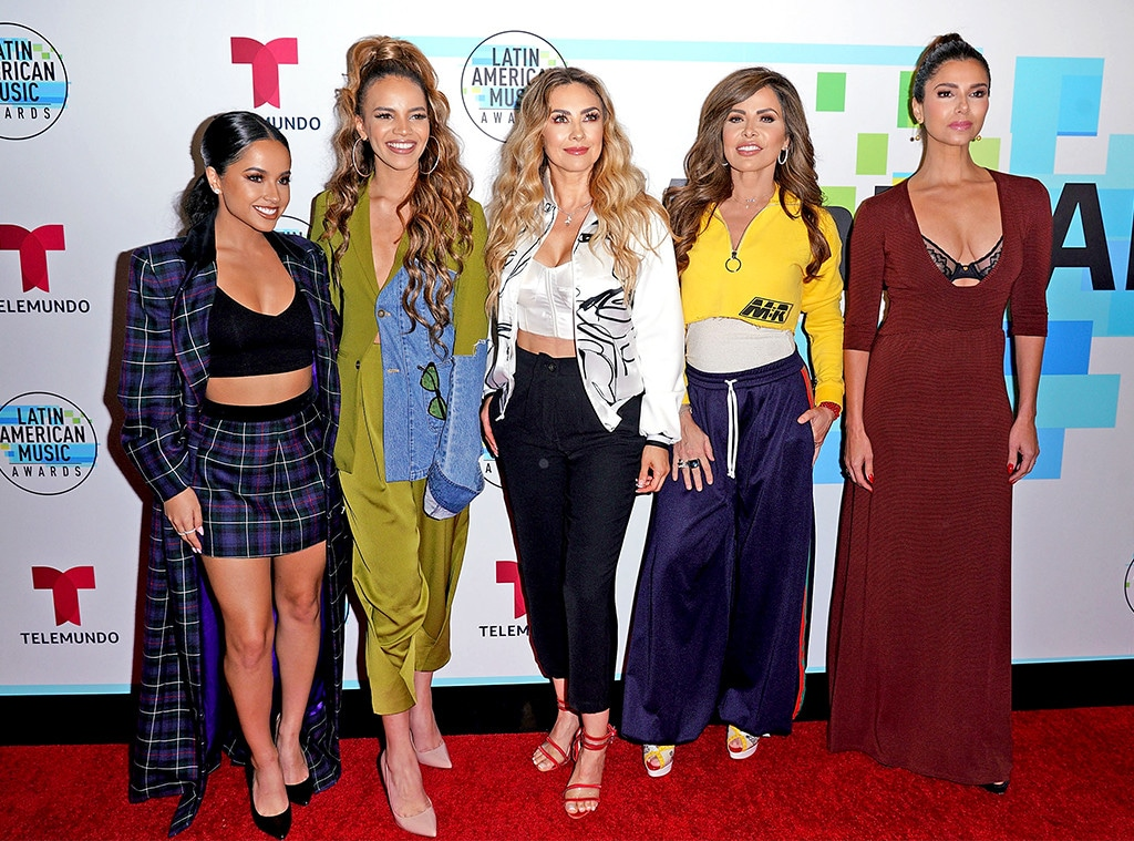 2018 Latin American Music Awards Hosts