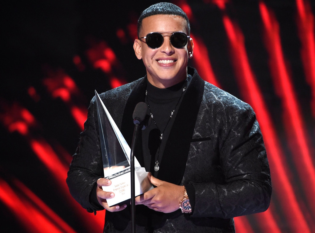 Daddy Yankee, 2018 Latin American Music Awards, Show