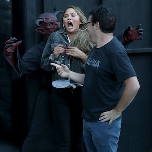 Chrissy Teigen, Haunted House
