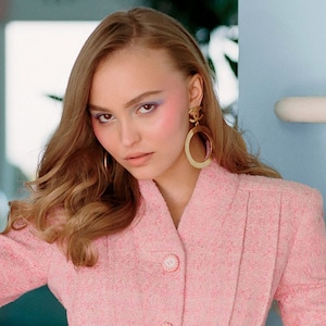 Lily-Rose Depp, V Magazine, Winter 2018