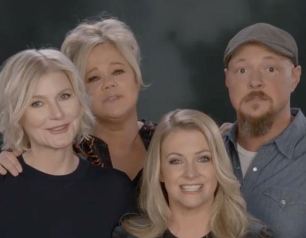 Sabrina The Teenage Witch Cast Reunites To Send Best