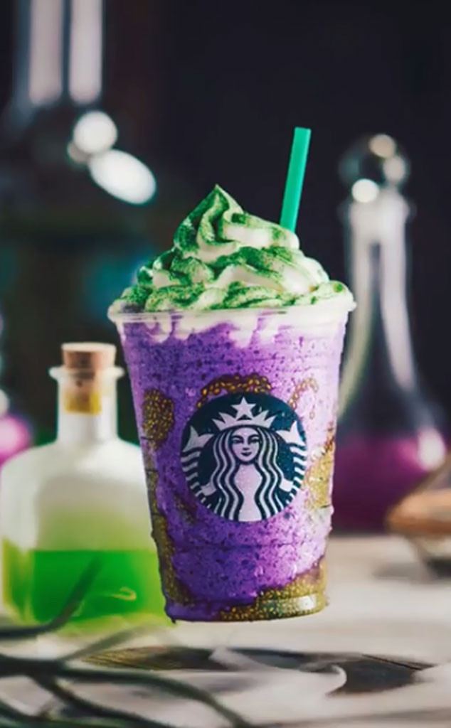 Starbucks Spooky New Drink Will Be Your Favorite Halloween