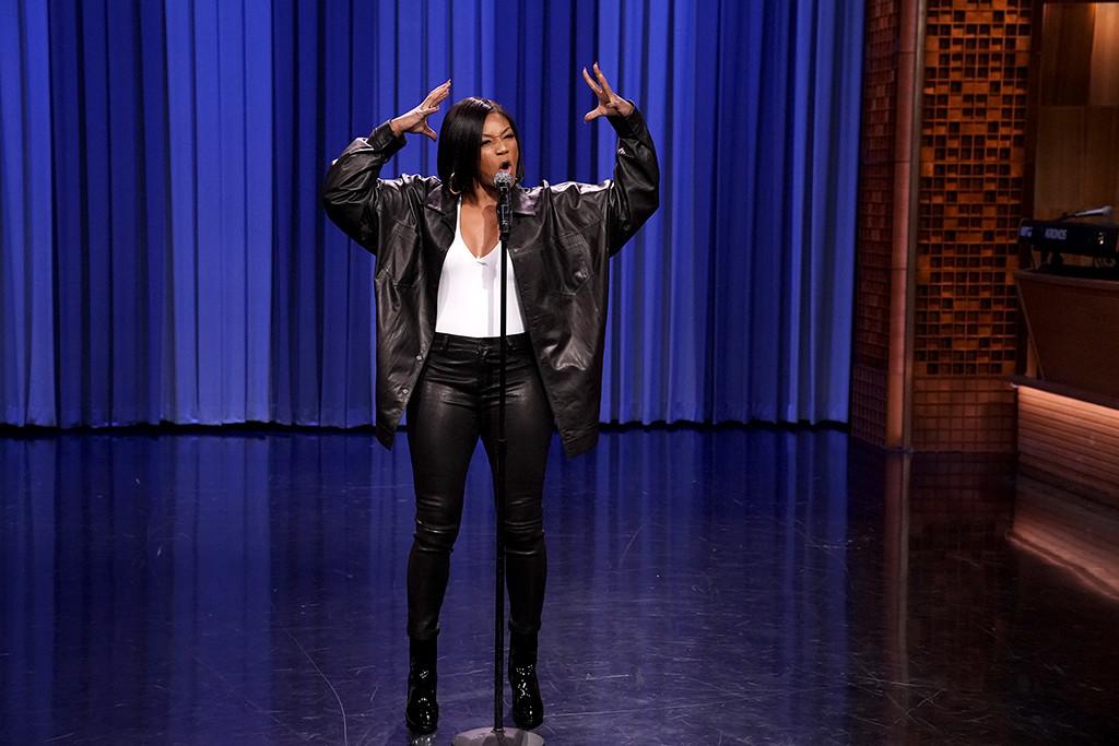Tiffany Haddish, The Tonight Show Starring Jimmy Fallon