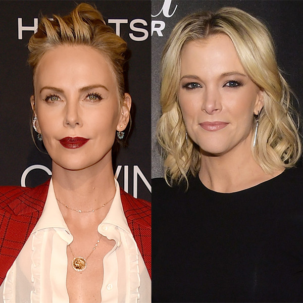 "Why Charlize Theron Was ""S--t Scared"" to Portray Megyn Kelly in Bombshell"